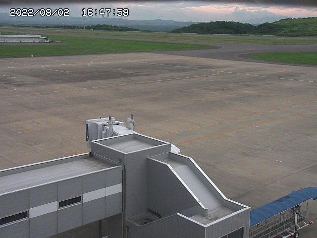 webcam Fukushima Airport